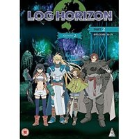 Log Horizon S2 Part 2 [DVD]