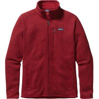 Patagonia Men's Better Sweater Jacket classic red