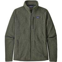 Patagonia Men's Better Sweater Jacket industrial green
