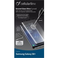 Cellular Line Second Glass Ultra Curved (Samsung Galaxy S8+)