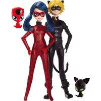 Bandai Miraculous - Ladybug and Cat Noir