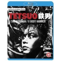 Tetsuo: The Iron Man / Tetsuo 2: Body Hammer - Double Disc Set [Blu-ray]