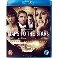 Maps To The Stars [Blu-ray] [2014]