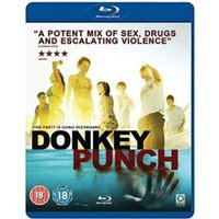 Donkey Punch [2008] [Blu-ray]