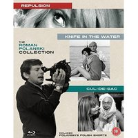Roman Polanski (Blu-Ray Triple) - Repulsion / Cul De Sac / Knife in the Water (Box Set)