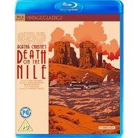 Death On The Nile [Blu-ray]
