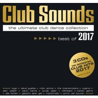 Club Sounds Best of 2017 (CD)