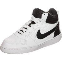 Nike Court Borough Mid GS white/black