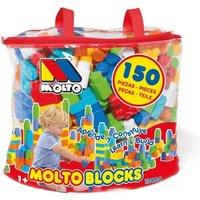 Molto Blocks 150 red