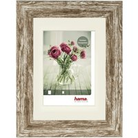 Hama Plastic Picture Frame Chalet 20x30 brown