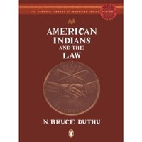 American Indians and the Law (Penguin Library of American Indian History (Paperback)