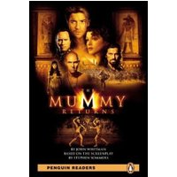 PLPR2:Mummy Returns, The CD for Pack: Level 2 (Penguin Readers (Graded Readers)
