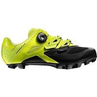 Mavic Crossmax Elite Shoes safety yellow/black