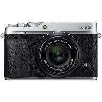 Fujifilm X-E3 Kit 23 mm silver/black