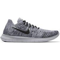 Nike Free RN Flyknit 2017 white/stealth/pure platinum/black