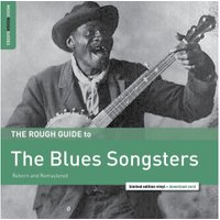 VARIOUS - Rough Guide: The Blues Songsters - (LP + Download)
