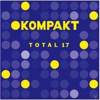VARIOUS - Total 17 (2LP+MP3) - (LP + Download)