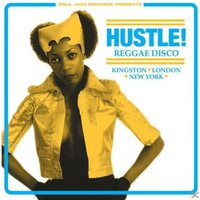 VARIOUS - Hustle! (Expanded 2017 Edition) - (LP + Download)