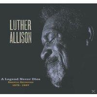 Luther Allison - A Legend Never Dies (Essential Recordings 1976-1997 (+DVD) (Vinyl)