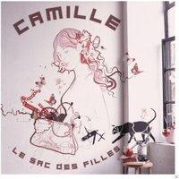 Camille - LE SAC DES FILLES (2LP+CD) - (LP + Bonus-CD)