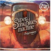 Supersonic Blues Machine - Californisoul (180g 2LP+MP3) - (LP + Download)