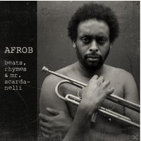 Afrob - Beats,Rhymes & Mr.Scardanelli (Ltd.Black Vinyl) - (LP + Bonus-CD)