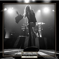 Blues Pills - Lady In Gold-Live In Paris (Picture Vinyl) - (Vinyl)