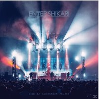 Enter Shikari - Live At Alexandra Palace (2LP+MP3,farbig) - (LP + Download)
