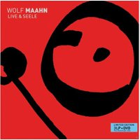 Wolf Maahn - Live Und Seele - (LP + DVD Video)