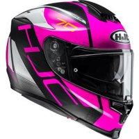 HJC RPHA 70 Vias pink/black MC8HSF