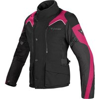 Dainese Tempest D-Dry Lady Jacket light black/pink