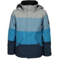 Burton Boys Symbol Jacket mood indigo/mountaineer/bluestone