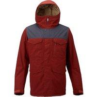 Burton M MB Covert Jacket fired brick/denim