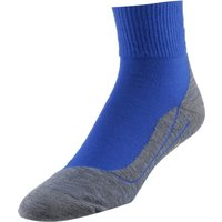 Falke TK5 Short Trekkingsocks blue/grey (164616-714)