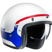 HJC FG-70S Modik white/blue/red MC21SF