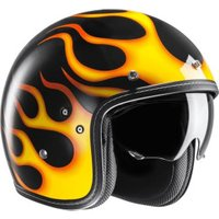 HJC FG-70S Aries black/orange MC3