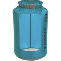 Sea to Summit Ultra-Sil View Dry Sack 4L blue