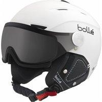 Bolle Backline Visor Premium soft white & black