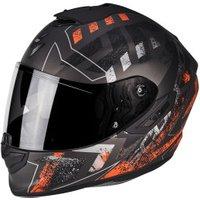 Scorpion Exo 1400 Air Picta black/orange