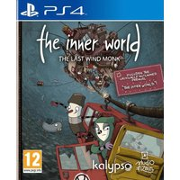 The Inner World : The Last Wind Monk