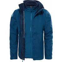 The North Face Men's Evolution II Triclimate Jacket montblue