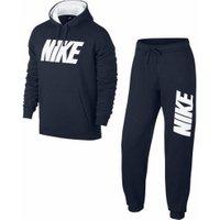 Nike GX JDI Fleece Tracksuit marine