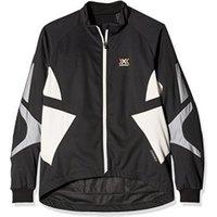 X-Bionic Biking Winter Spherewind Light Jacket black/white