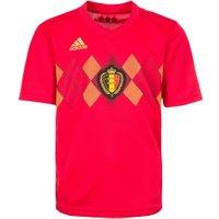Adidas Belgium Home Shirt Youth 2018