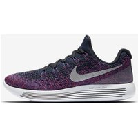 Nike LunarEpic Low Flyknit 2 Black/Deep Royal Blue/Hyper Punch/Reflect Silver