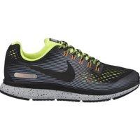 Nike Air Zoom Pegasus 34 Shield K black/volt/wolf gray/black