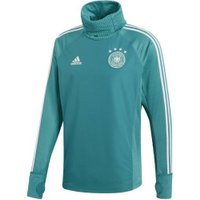 Adidas DFB Warm Training Top 2018 turquoise/eqt green/white
