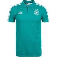 Adidas Germany  DFB Cotton Poloshirt WM 2018 turquoise/eqt green/white