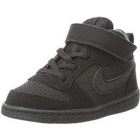 Nike Court Borough Mid TDV (870027) black/black