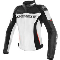 Dainese Racing 3 lady white/black/red